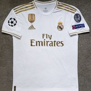 REAL MADRID 19/20 UCL jersey camiseta
